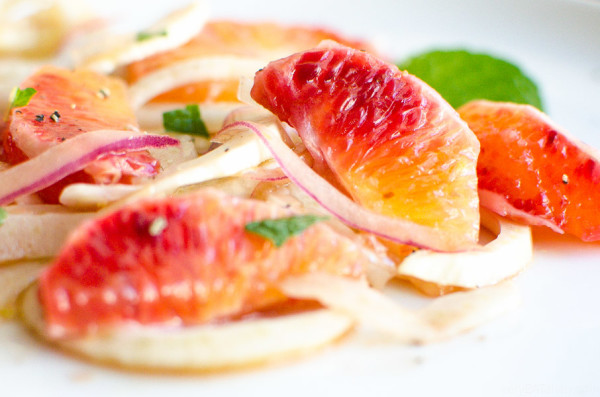 Blood Orange and Fennel Salad | veryEATalian-8
