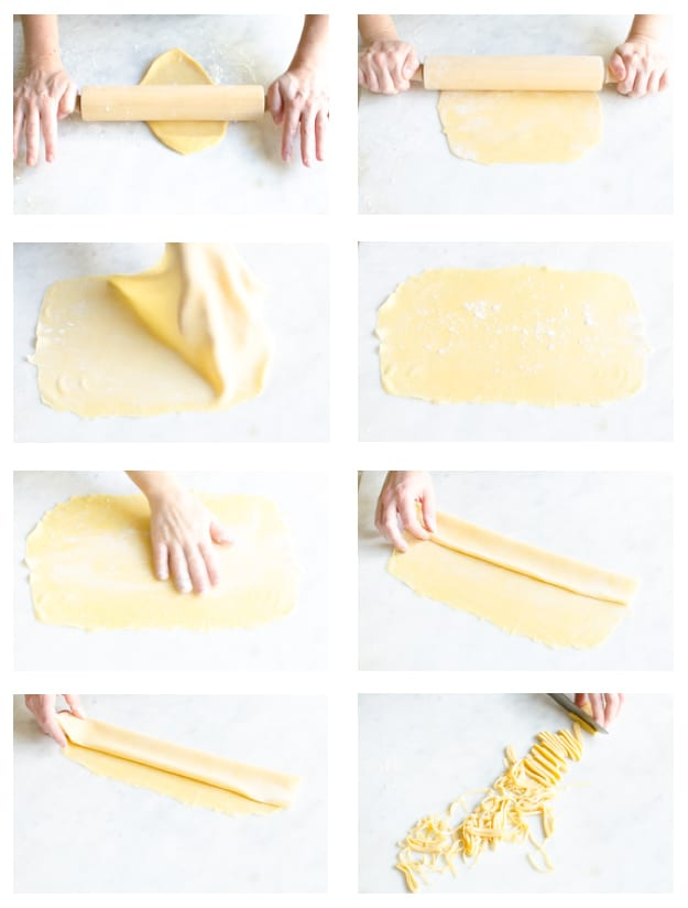 Fresh Pasta - Tutorial 8