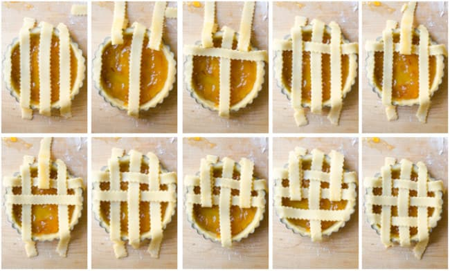 How to Make a Lattice Pie Crust | veryEATalian