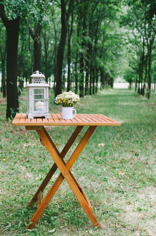 Picnic in the Orchard | veryEATalian