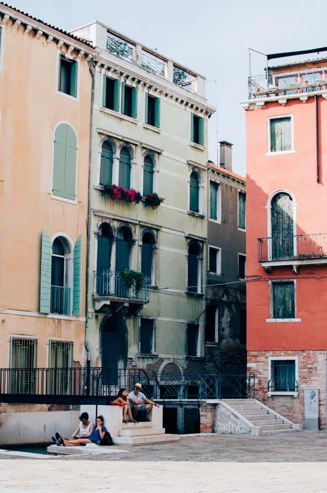 Day trip to Venice: pretty scene | veryEATalian