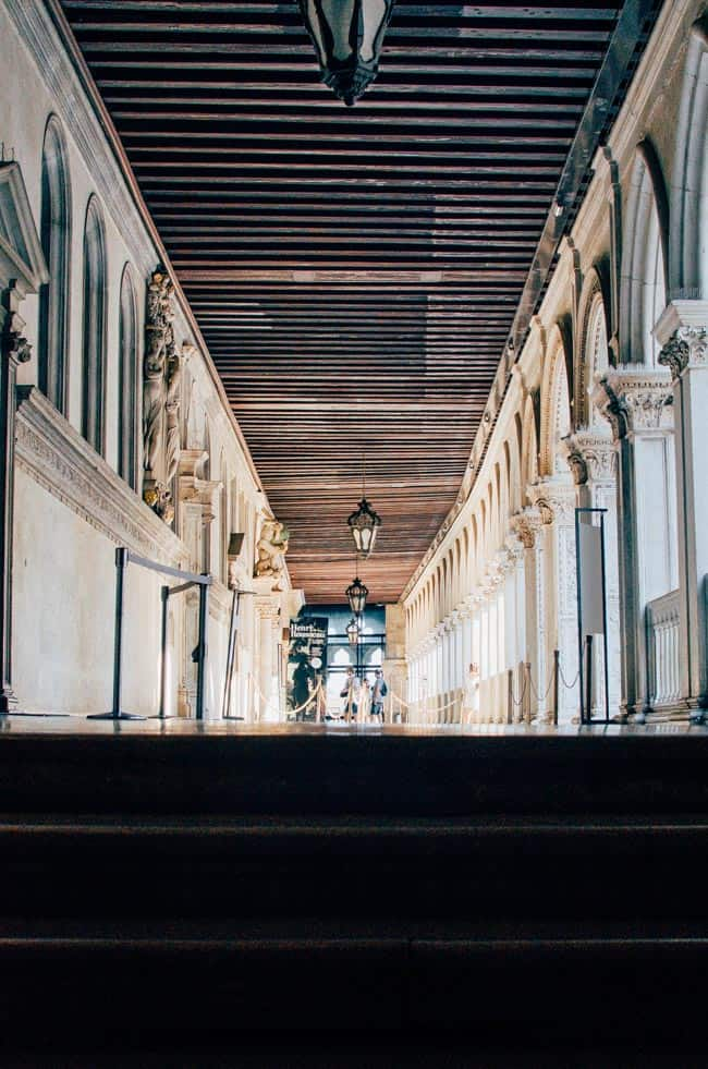 Day trip to Venice: Doge's Palace | veryEATalian