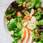 Quick & Tasty Autumn Salad