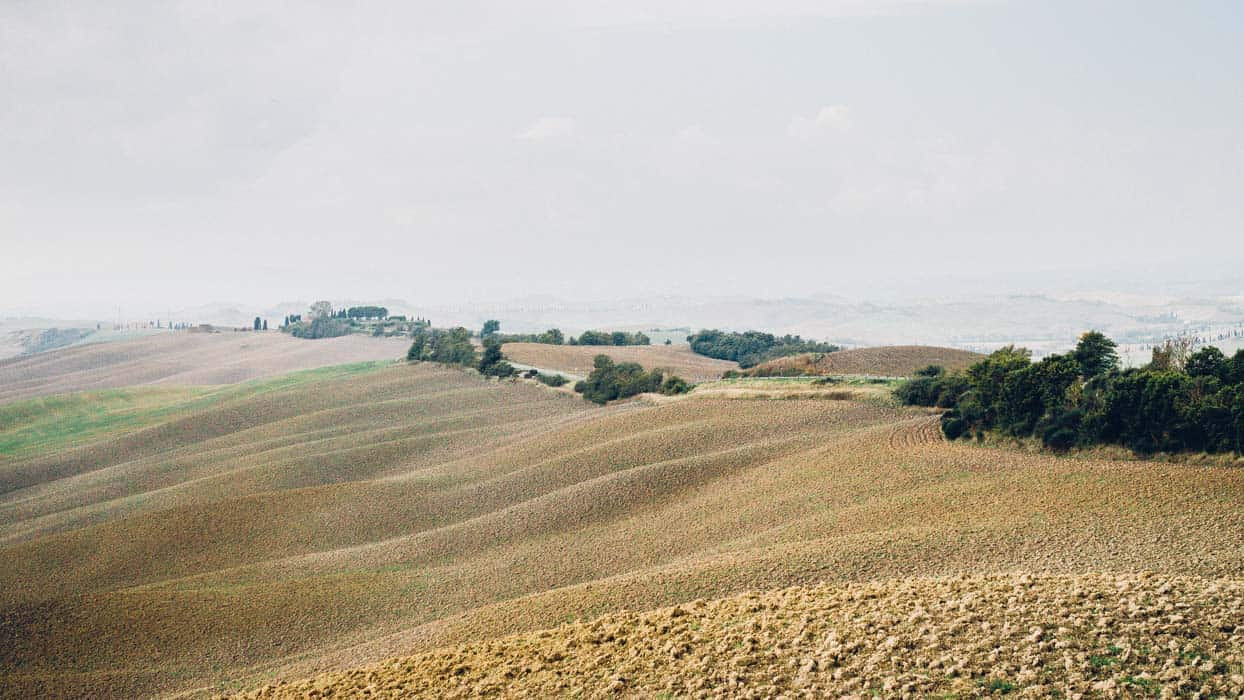 My trip in Tuscany: the moon-like Crete Senesi| Very EATalian