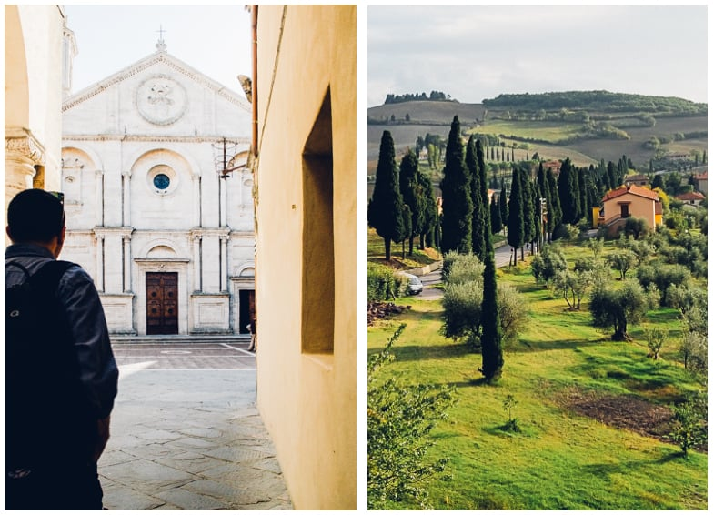 My trip in Tuscany: Val d'Orcia| Very EATalian