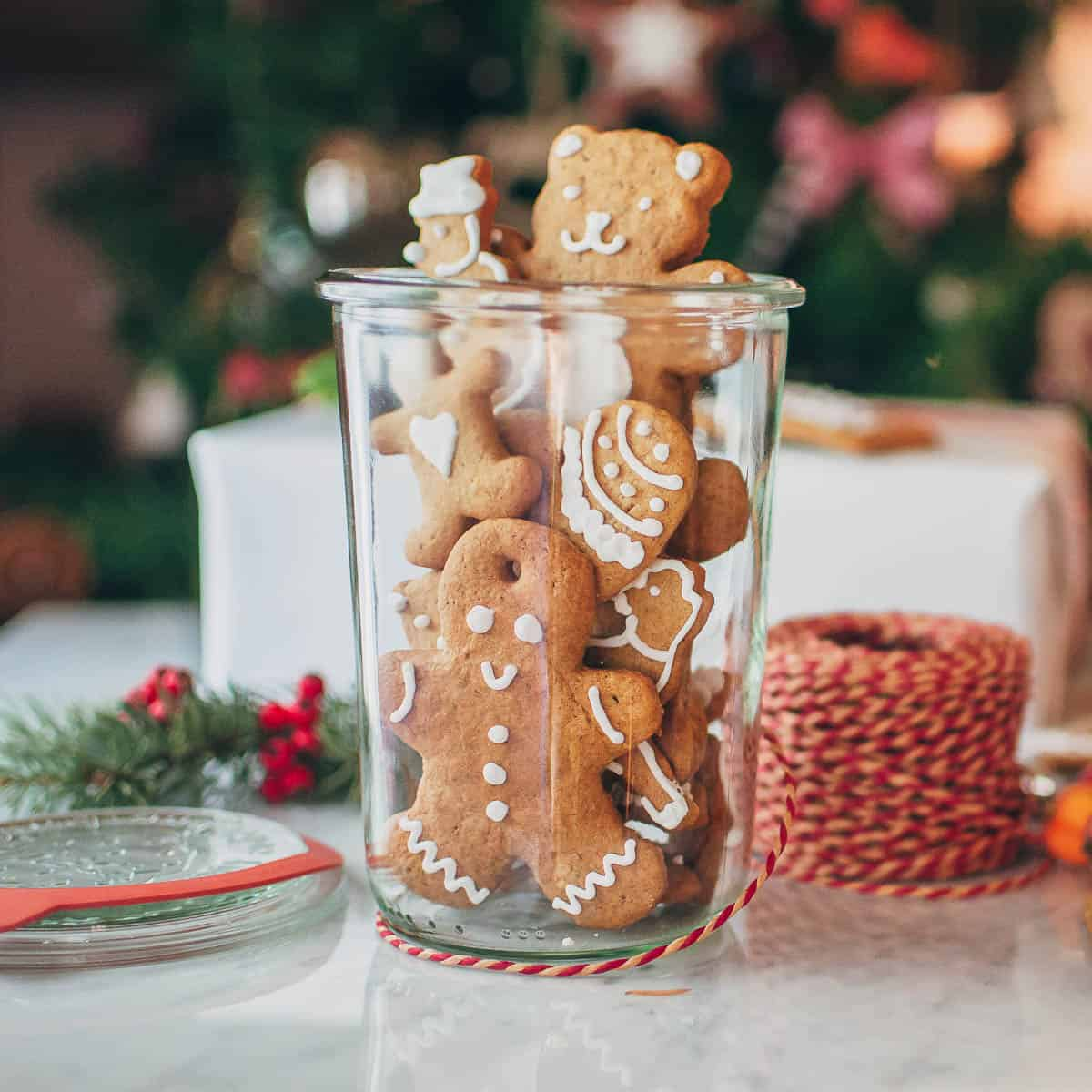 Swedish Ginger Cookies (Pepparkakor)| Very EATalian