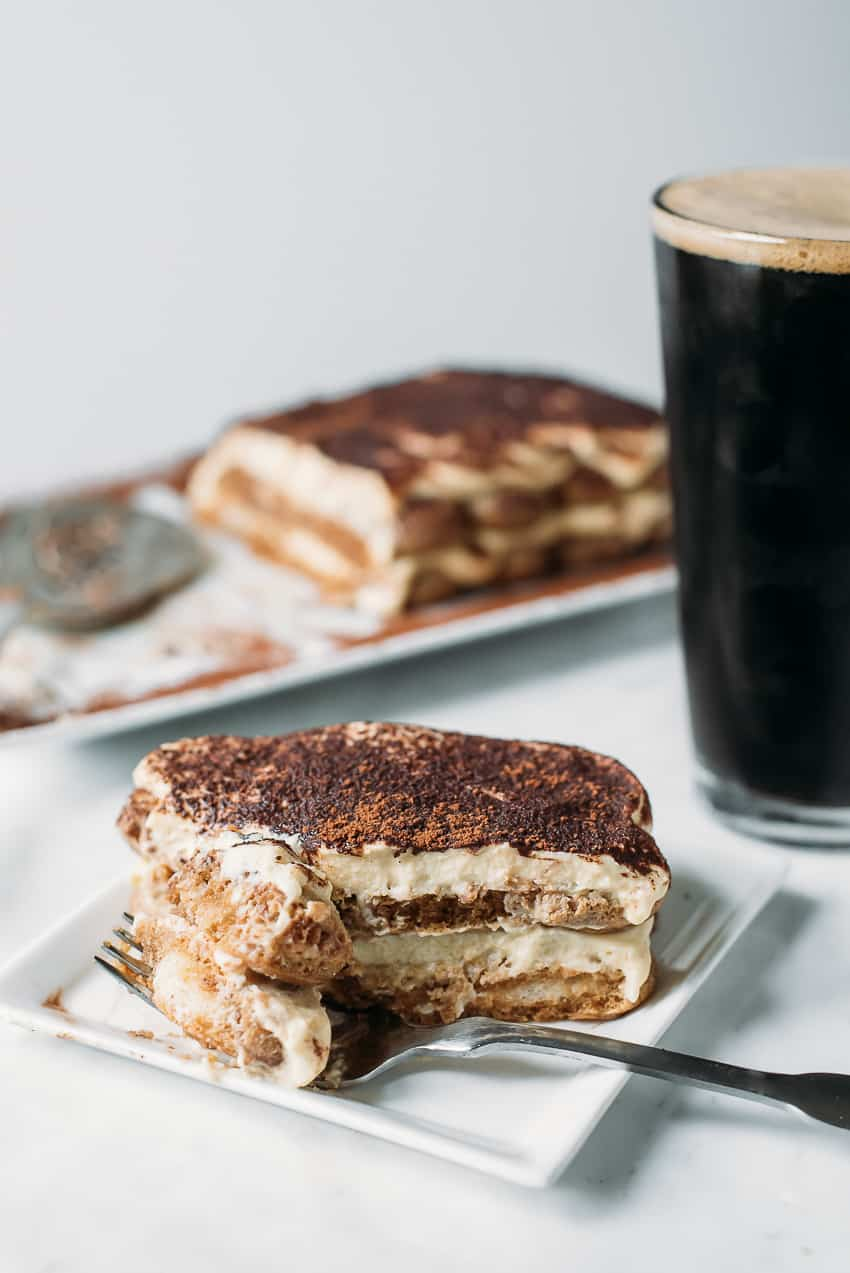 Beeramisu: Tiramisu with Beer! | Very EATalian