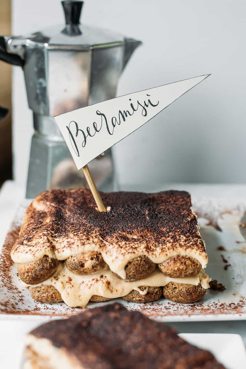Beeramisu: Tiramisu with Beer | Very EATalian