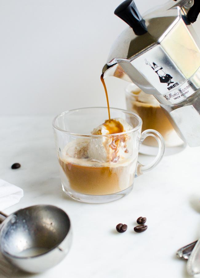 How To Fit A Kitchen >> Affogato al Caffè
